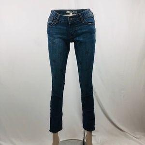 Old Navy Rockstar Skinny Star Print Jeans Sz 6